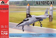 A & A Models  1/72 VJ-101C-X1 Supersonic-capable VTOL fighter AAM72003