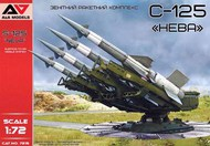 A & A Models  1/72 S-125 Neva Surface-to-Air missile system AAM72015