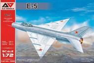 A & A Models  1/72 Ye-5 pre-series interceptor AAM72022
