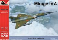 A & A Models  1/72 Mirage IVA Strategic bomber AAM72004