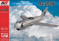 A & A Models  1/72 Lavochkin La-200B All-weather experimental in AAM72005