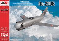 A & A Models  1/72 Lavochkin La-200B All-weather experimental in AAM72005