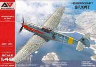 A & A Models  1/48 Messerschmitt Bf.109T Carrier-based fighter-bomber MOVAA48006