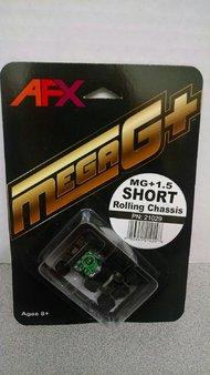 AFX RACING  HO Mega-G+ 1.5 Rolling Chassis Short AFX21029