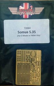 AGB Models  1/72 Somua S-35 AGB72064