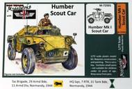AGB Models  1/72 Humber Scout Car Mk.I AGB72501