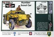 AGB Models  1/72 Humber Scout Car Mk.II AGB72502