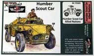 AGB Models  1/72 Humber Scout Car Mk.I/II Allied Nations AGB72503