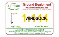 AIM - Ground Equipment  1/144 Windsock -  http://www.aim72.co.uk/page83.html GE144002