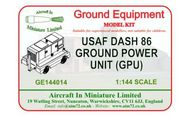 AIM - Ground Equipment  1/144 Dash 86 USAF Ground Power Unit.  http://www.aim72.co.uk/page55.html GE144014