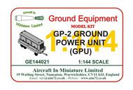 AIM - Ground Equipment  1/144 Auto Diesel GP-2 Ground Power Unit (GPU) -  http://www.aim72.co.uk/page117.html GE144021