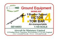 AIM - Ground Equipment  1/144 Handley-Page Victor B.2/K.2 Tow Bar (V-Bomber support series) v Air-transportable - go to the Aircraft In Miniature web page.http://www.aim72.co.uk/page122.html (designed to be used with Ani GE144053