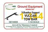 AIM - Ground Equipment  1/144 Avro Vulcan B.2/K.2 Tow Bar (V-Bomber support series) - go to the Aircraft In Miniature web page.http://www.aim72.co.uk/page123.html (designed to be used with Anigrand Craftswork, Great Wall GE144054