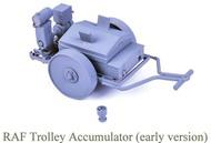 AIM - Ground Equipment  1/24 Trolley Accumulator: (Early Version) GE24025E