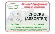 AIM - Ground Equipment  1/72 Chocks http://www.aim72.co.uk/page72.html GE72001