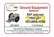 Trolley - Accumulator: RAF post-war GE72025