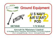 AIM - Ground Equipment  1/72 U.S. Navy air start pod -  http://www.aim72.co.uk/page126.html GE72046