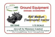 RAF Medium (Taskmaster) tractor GE72048