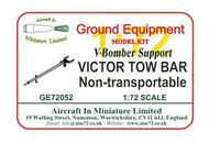 AIM - Ground Equipment  1/72 Victor Tow Bar (V-Bomber support series) v Non-transportable. http://www.aim72.co.uk/page121.html GE72052