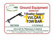 AIM - Ground Equipment  1/72 Vulcan Tow Bar (V-Bomber support series) - go to the Aircraft In Miniature web page.http://www.aim72.co.uk/page123.html GE72054