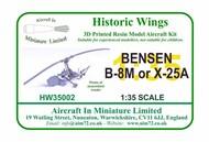 Bensen B-8M/X-25A Autogiro (1968) #HW-35002