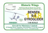 Bensen B-8M Gyroglider/X-25B (1955) #HW-48001