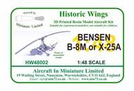 Bensen B-8M/X-25A Autogiro (1968) #HW-48002