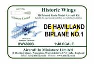 De Havilland Biplane No.1 (1909) #HW-48003