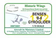 Bensen B-8M Gyroglider/X-25B (1955) #HW-72001