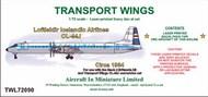 Loftleidir CL-44J - circa 1964 #TWL72090