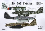 AIMS  1/32 Messersschmitt Me 262 Collection AIMS32007
