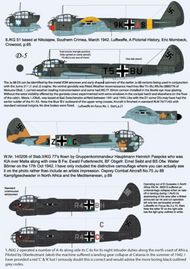 AIMS  1/32 Junkers Ju.88A-4: A-4 9K+AS of 8./KG 51, Cri AIMS32010