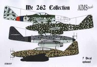 Aims  1/32 Messerschmitt Me.262A/B Collection (7) AIMS32D007