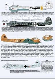 Aims  1/32 Junkers Ju.88A-4 AIMS32D009