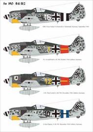 Aims  1/32 Focke-Wulf Fw.190A-8/R2 AIMS32D017
