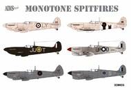 Aims  1/32 Monotone Supermarine Spitfires Pr Mk.IV, Pr Mk.IX, PR Mk.IG, Mk.Vc, Mk.Vb AIMS32D025