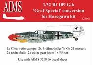 Messerschmitt Bf.109G-6 'Graf Special'  Detailing Set #AIMS32P08