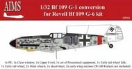 Messerschmitt Bf.109G-1 conversion #AIMS32P11