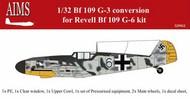 Messerschmitt Bf.109G-3 conversion #AIMS32P12