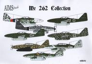 AIMS  1/48 Messerschmitt Me 262 Collection AIMS48011