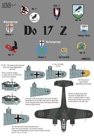 AIMS  1/48 Dornier Do 17Z AIMS48020