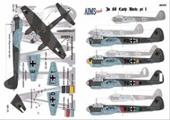 Aims  1/48 Junkers Ju.88 early versions AIMS48D015
