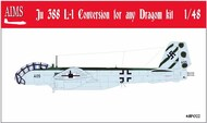 Junkers Ju-388L-1 conversion for any Dragon kit - Pre-Order Item #AIMS48P022