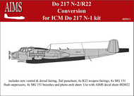 Dornier Do.217N-2 conversion #AIMSP48013