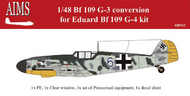 Messerschmitt Bf.109G-3 conversion #AIMSP48015