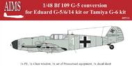 Messerschmitt Bf.109G-5 conversion #AIMSP48016