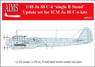 Aims  1/48 Junkers Ju.88C-6 'Single B Stand' - Pre-Order Item AIMSP48019