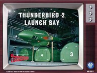 Thunderbird 2 Launch Bay (Ex Aoshima) #AIP10011
