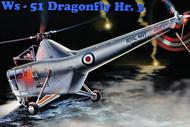 AMP Kits  1/48 Westland WS-51 Dragonfly Hr.3 AMP48004