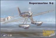 Supermarine S-5 float plane Schneider Trophy Racer #AMP48009